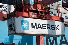 Maersk Reefer Container