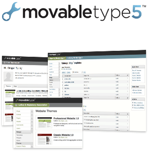 Movable Type 5