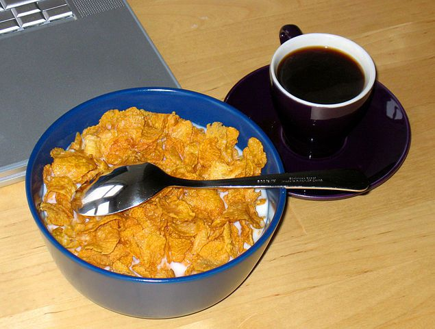 家乐氏谷物早餐