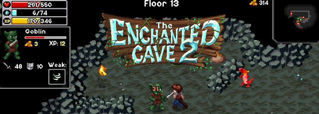 The Enchanted Cave 2 魔法洞穴2 魔洞探险2 攻略