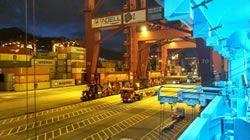 Maribo Maersk Vessel Tour